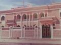 أول موقع لكلية أبو ظبي للطالبات في فيلا في أبو ظبي