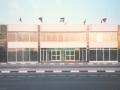 أول موقع لكلية دبي للطلاب، معرض سيارات سابقاً
